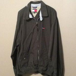 Men's Tommy Hilfiger lightweight jacket Large
